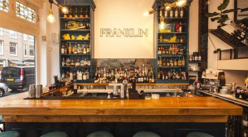 Franklin Bar &Kitchen. Photo: 31pictures.nl / (c) 2016, www.31pictures.nl