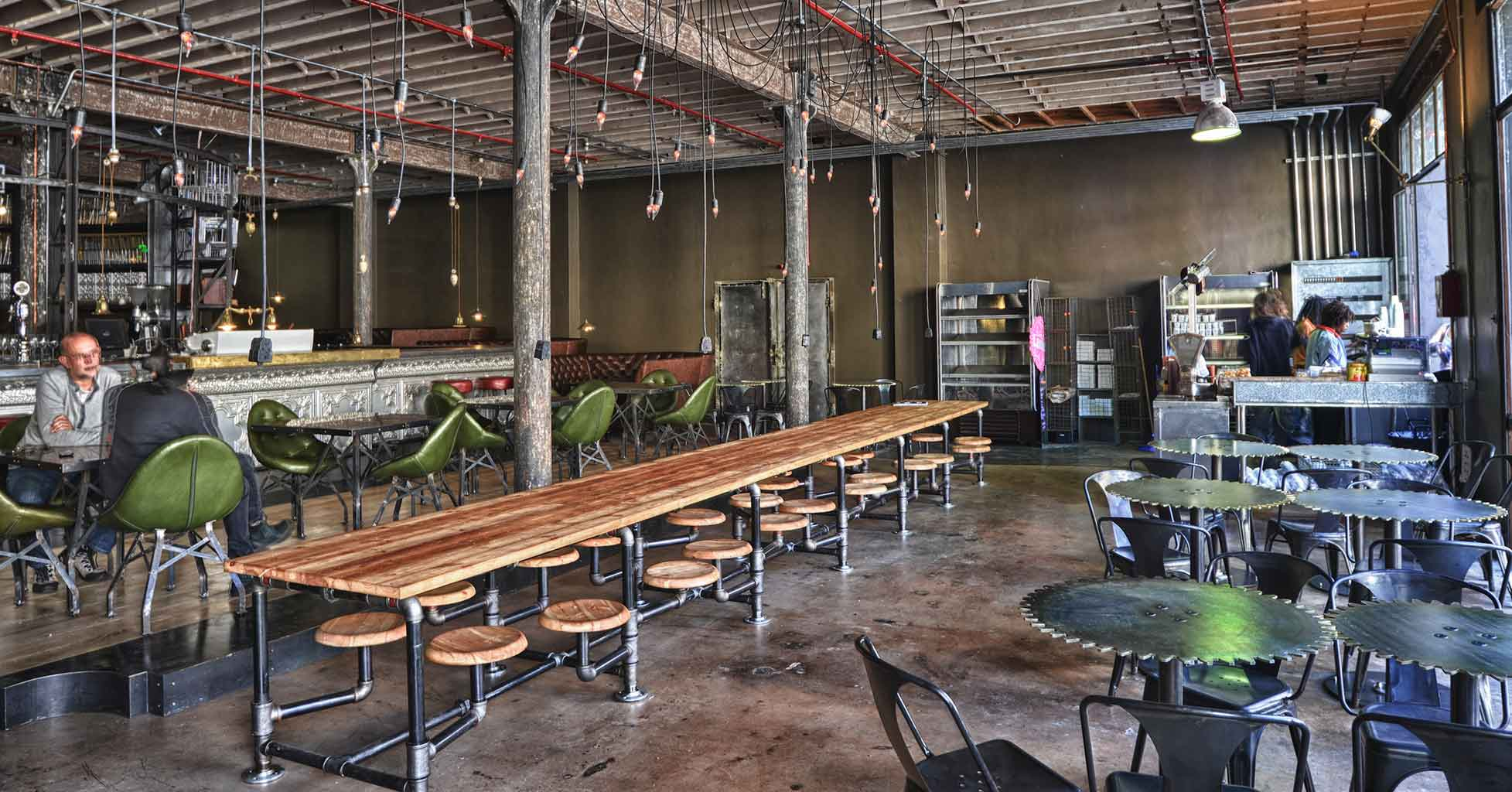 Cape Town Restaurants And Cafes